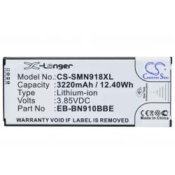 Samsung EB-BN910BBE аккумулятор 3220mAh