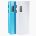 Dual USB Power Bank Case Kit 5x18650 LCD Battery Charger