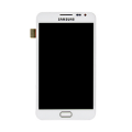 Samsung GT-N7000 Frontcover + Display Unit white