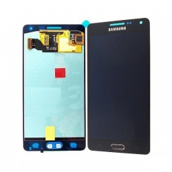 Samsung Display Unit for Galaxy A5 SM-A500F black