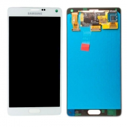 Samsung Display Unit for Galaxy A5 (2016) white