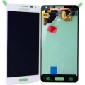 Samsung G850F Galaxy Alpha LCD Display Module, White