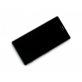 Sony Front Cover + Display Unit for Xperia Z3 black