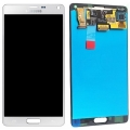 Samsung Galaxy Note 4 SM-N910 LCD Screen white