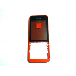 Front Cover Nokia Asha 220 Red