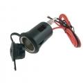 Car lighter socket