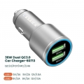 Зарядное устройство Lasaier  Quick Charge 3.0  36W