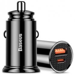 Зарядное устройство Baseus P3.0+QC4.0+USB+USB Type-C