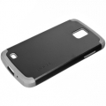 Rock Faceplate Shield Outdoor Series for Galaxy S4 Active black