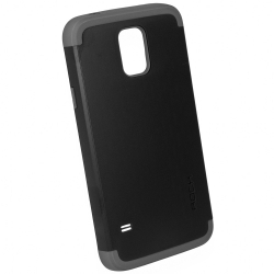 Rock Faceplate Shield Outdoor Series for Galaxy S5 black