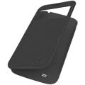Rock Flip Case Magic Preview for Galaxy S4 Mini black