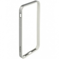 Rock Bumper Guard Series for iPhone 5S silver