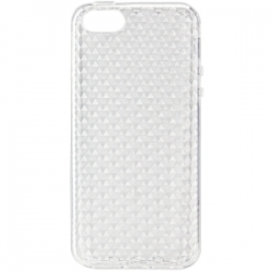Trendy8 Diamond Series TPU Sleeve for iPhone 5/5S clear