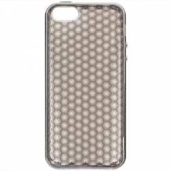 Trendy8 Diamond Series TPU Sleeve for iPhone 5/5S smokey grey