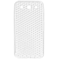 Trendy8 Diamond Series TPU Sleeve for Optimus G Pro clear