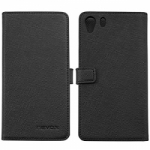 Nevox Folio Case Ordo for Xperia Z1 black/grey