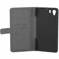 Nevox Folio Case Ordo for Xperia Z1 black/grey