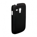 TRENDY8 FRONT PANEL FOR SAMSUNG I8190 GALAXY S3 MINI - BLACK