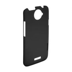 HTC ONE X, X+ TRENDY8 SOFTTOUCH FACEPLATE - BLACK