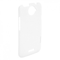 HTC ONE X, X+ TRENDY8 SOFTTOUCH FACEPLATE - WHITE