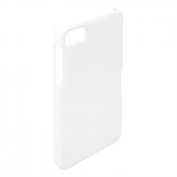 BLACKBERRY Z10 TRENDY8 SOFTTOUCH FACEPLATE - WHITE