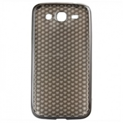 SAMSUNG GALAXY MEGA 5.8 I9150 TRENDY8 TPU CASE - SMOKE GREY
