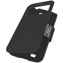 Rock Flip Case Flexible Series for Galaxy S4 mini black