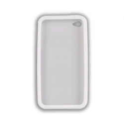 Silicone Sleeve for iPhone 4S/4 white