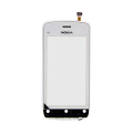 Nokia C5-03 Frontcover + Touch Unit white